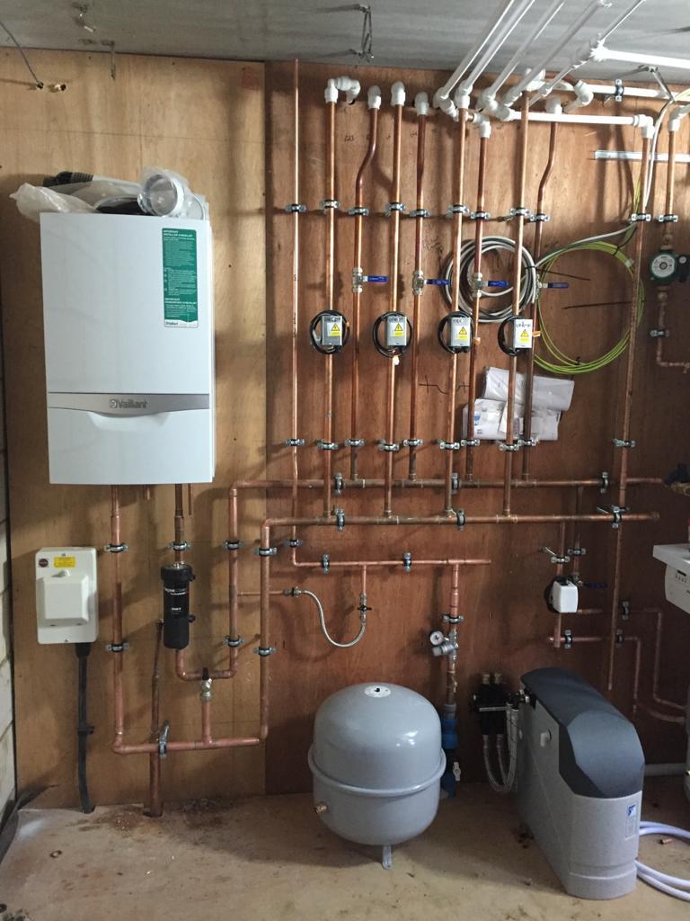 boiler repairs Uxbridge