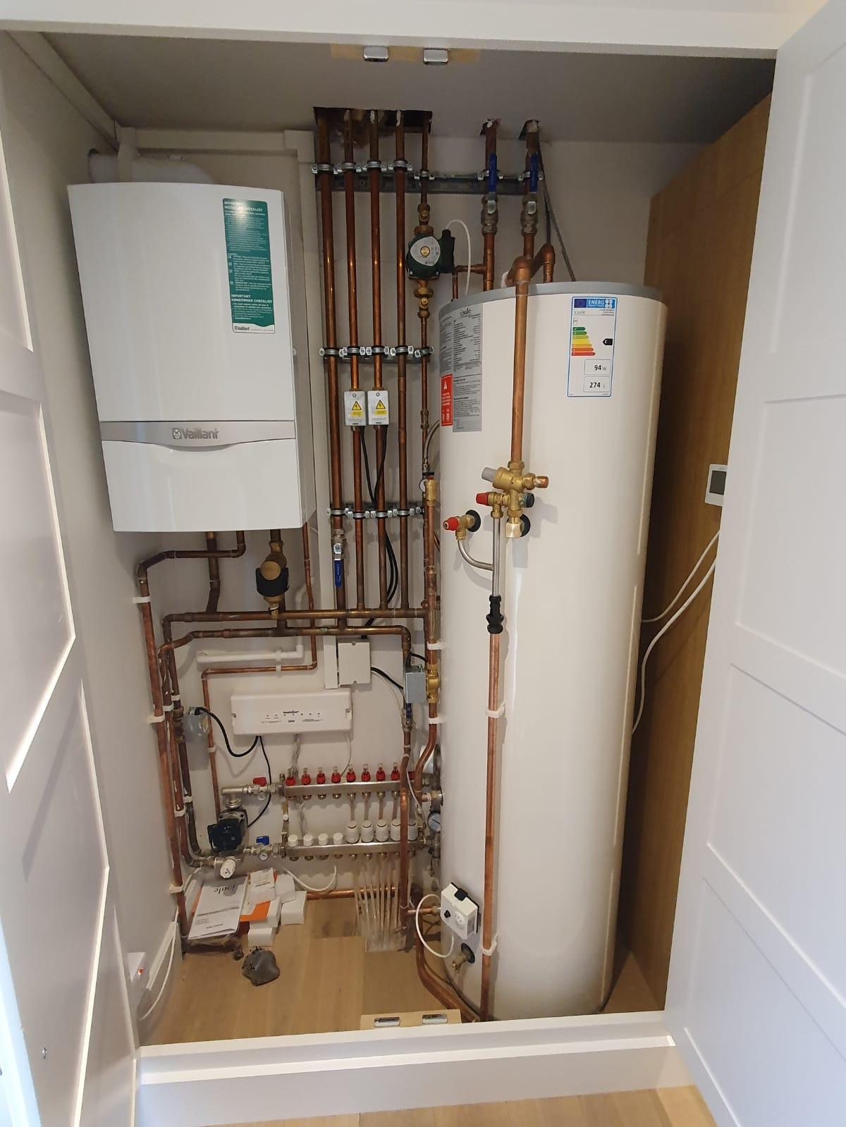 boiler installer Uxbridge